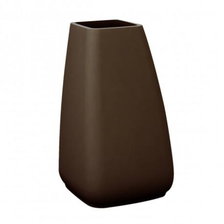 Pot Moma, Vondom bronze Hauteur 80 cm