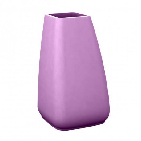 Pot Moma, Vondom violet Hauteur 80 cm