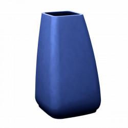 Pot Moma, Vondom bleu Hauteur 80 cm
