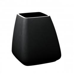 Pot Moma, Vondom noir Hauteur 70 cm