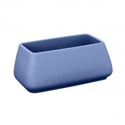 Pot Moma, Vondom bleu Hauteur 70 cm