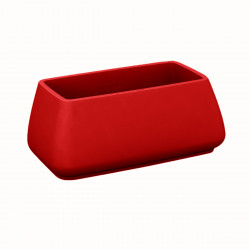 Pot Moma, Vondom rouge Hauteur 70 cm