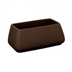 Pot Moma, Vondom bronze Hauteur 50 cm
