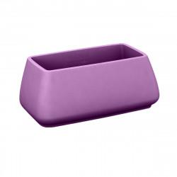 Pot Moma, Vondom violet Hauteur 50 cm