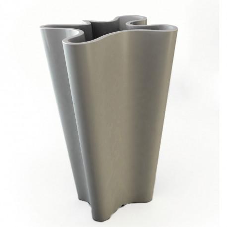 Pot Bye Bye, Vondom acier Hauteur 70 cm