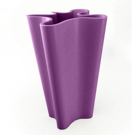 Pot Bye Bye, Vondom violet Hauteur 70 cm