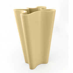 Pot Bye Bye, Vondom beige Hauteur 70 cm