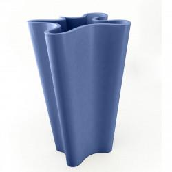 Pot Bye Bye, Vondom bleu Hauteur 70 cm