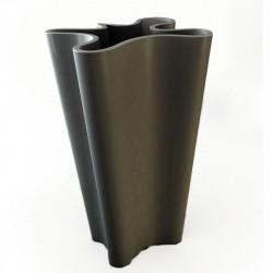 Pot Bye Bye, Vondom anthracite Hauteur 100 cm