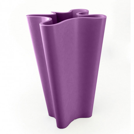 Pot Bye Bye, Vondom violet Hauteur 100 cm