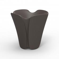Pot design Pezzettina, Vondom bronze 50x50xH50 cm