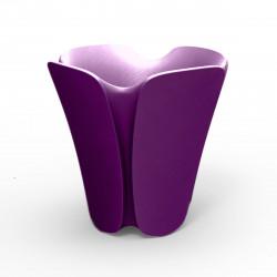 Pot design Pezzettina, Vondom violet 50x50xH50 cm