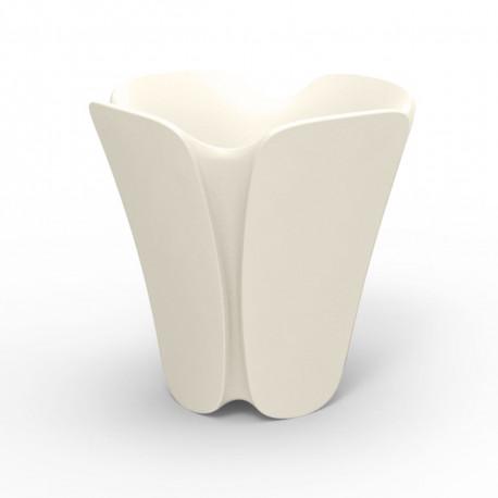 Pot design Pezzettina, Vondom écru 50x50xH50 cm