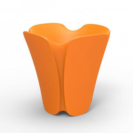 Pot design Pezzettina, Vondom orange 65x65xH65 cm