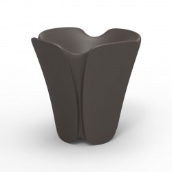 Pot design Pezzettina, Vondom bronze 65x65xH65 cm