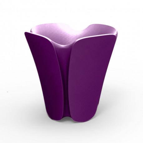 Pot design Pezzettina, Vondom violet 85x85xH85 cm