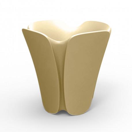 Pot design Pezzettina, Vondom beige 85x85xH85 cm