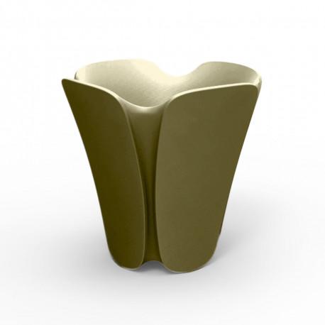 Pot design Pezzettina, Vondom kaki 85x85xH85 cm