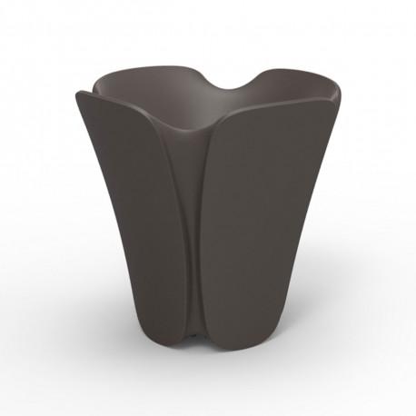Pot design Pezzettina, Vondom bronze 85x85xH85 cm