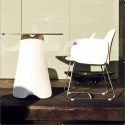 Chaise de repas Pezzettina, Vondom kaki
