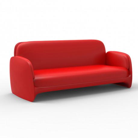 Canapé Pezzettina, Vondom rouge