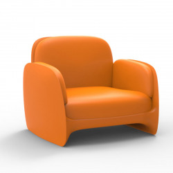 Fauteuil Pezzettina, Vondom orange