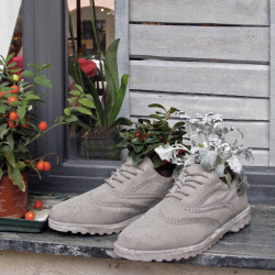 Pot chaussure, Seletti gris