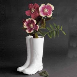 Vase rainboots, Seletti blanc