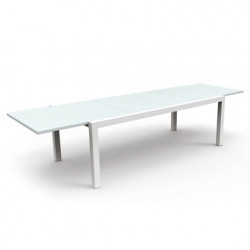 Table extensible Touch, Talenti blanc