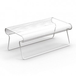 Table basse Swell, Talenti blanc