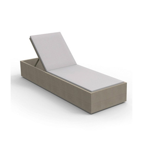 Chaise longue Chic, Talenti taupe