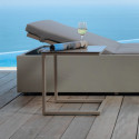Table d'appoint Chic, Talenti taupe