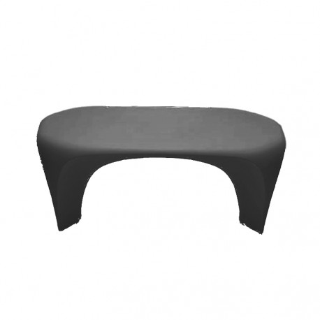 Table basse design Lily, MyYour anthracite Mat