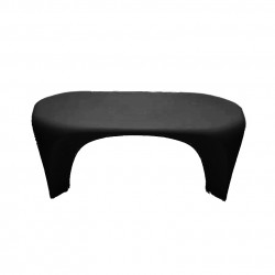 Table basse design Lily, MyYour noir Mat