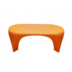 Table basse design Lily, MyYour orange Mat