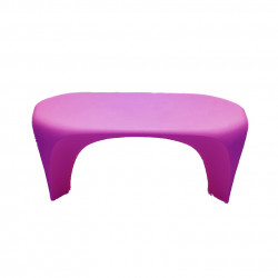 Table basse design Lily, MyYour lilas Mat