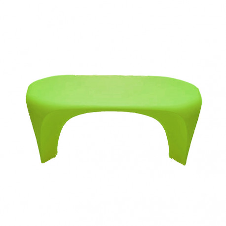 Table basse design Lily, MyYour vert Mat
