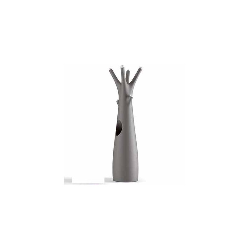 Porte manteau arbre design godot plust collection blanc embouts blancs mat - Porte manteau arbre design ...