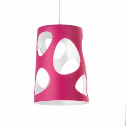 Suspension design Liberty, MyYour rose Laqué taille S