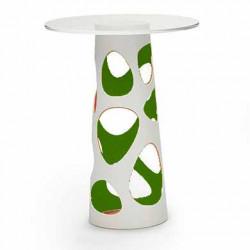 Table mange debout Liberty XL, MyYour vert Diamètre 90 cm