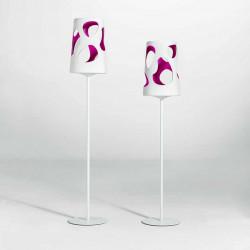 Lampadaire design Liberty, MyYour rose Hauteur 190 cm