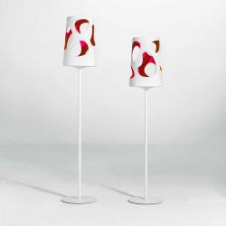 Lampadaire design Liberty, MyYour rouge Hauteur 190 cm
