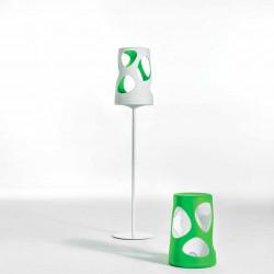Lampadaire design Liberty, MyYour vert Hauteur 190 cm