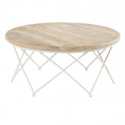 Table basse ronde Biarritz, Hanjel manguier