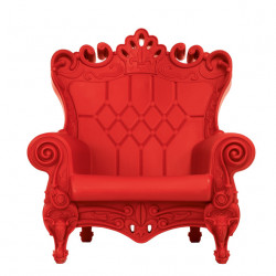 Fauteuil design Queen of Love, Design of Love by Slide rouge