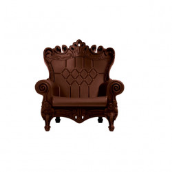 Fauteuil design Little Queen of Love, Design of Love by Slide chocolat