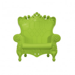 Fauteuil design Little Queen of Love, Design of Love by Slide vert