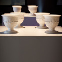 Pot of Love, Design of Love by Slide rose fuchsia