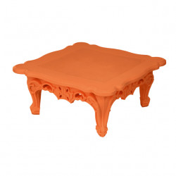 Table basse design Duke of Love, Design of Love by Slide orange