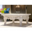 Table basse design Duke of Love, Design of Love by Slide jaune